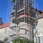 Echafaudage - Location Servie - Tour Bournel (25)